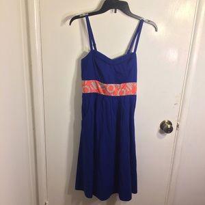 Anthropologie Edme & Esyllte Cutout Dress